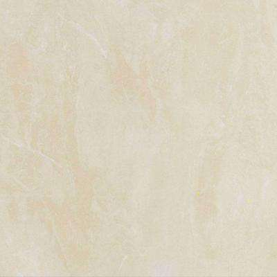 CasaBlanca 18 in. x 18 in. Ceramic Floor and Wall Tile (19.62 sq. ft. / case)