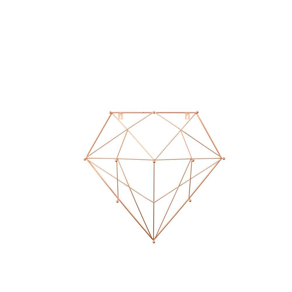 Geometric Metal Hooks