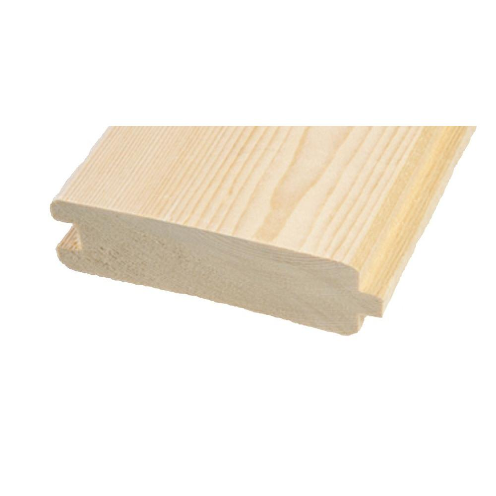 2 in  x 6 in  x 12 ft  Select Tongue & Groove Decking Board