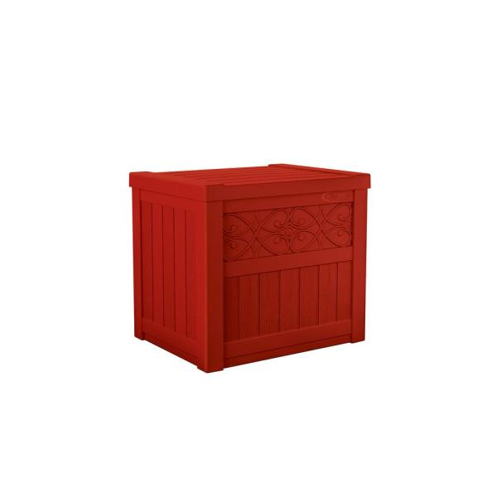 Trellis 22 Gal. Resin Deck Box