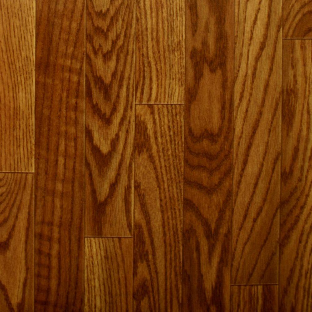 Innovations Montreal Gunstock 8 mm Tx 11-1/2 in. Wx 46-1/2 in. L Click Lock Laminate Flooring (18.58 sq.ft./case)-DISCONTINUED