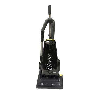 Commercial Bagged Upright Vacuum with Tools on Board