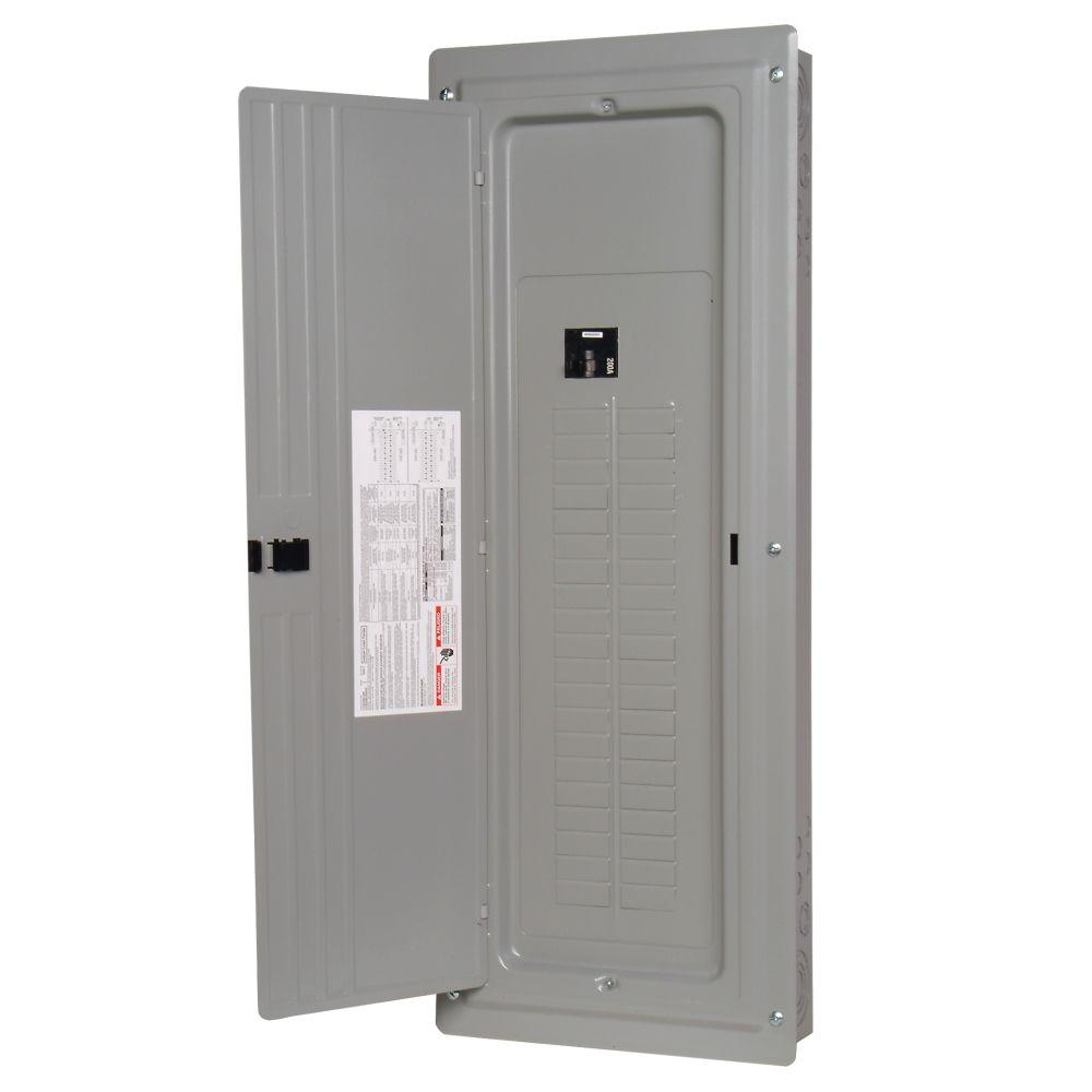 Siemens Es Series 225 Amp 42 Space 42 Circuit Main Breaker Outdoor 3 Phase Load Center Sw4242b3225 The Home Depot