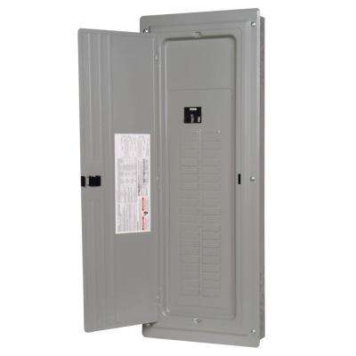 ES Series 225 Amp 42-Space 42-Circuit Main Breaker Outdoor 3-Phase Load Center