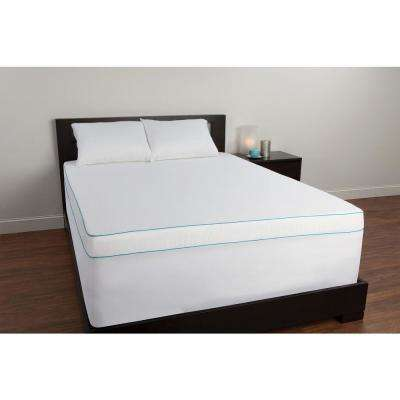 Queen Memory Foam Mattress Topper