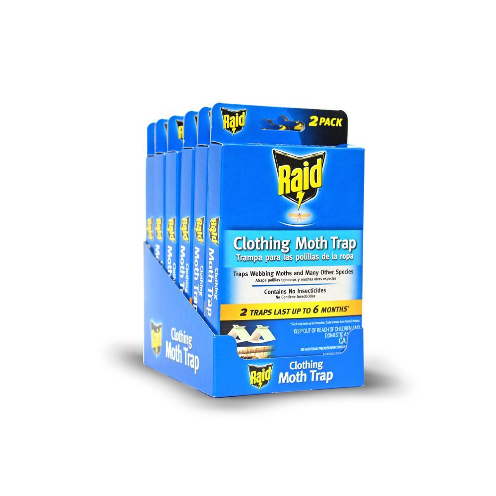 Closet Moth Trap (12-Pack)