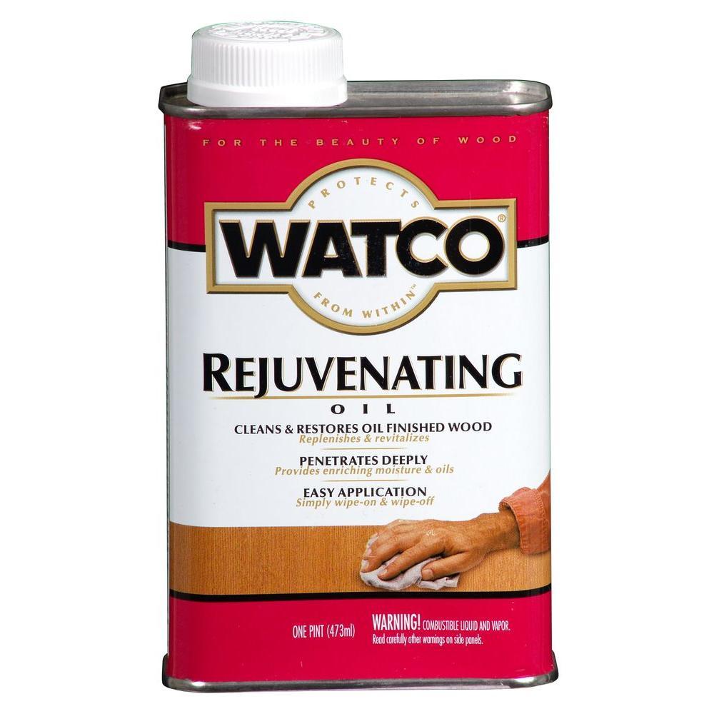 Watco 1 Pt Rejuvenating Oil 66051h The Home Depot