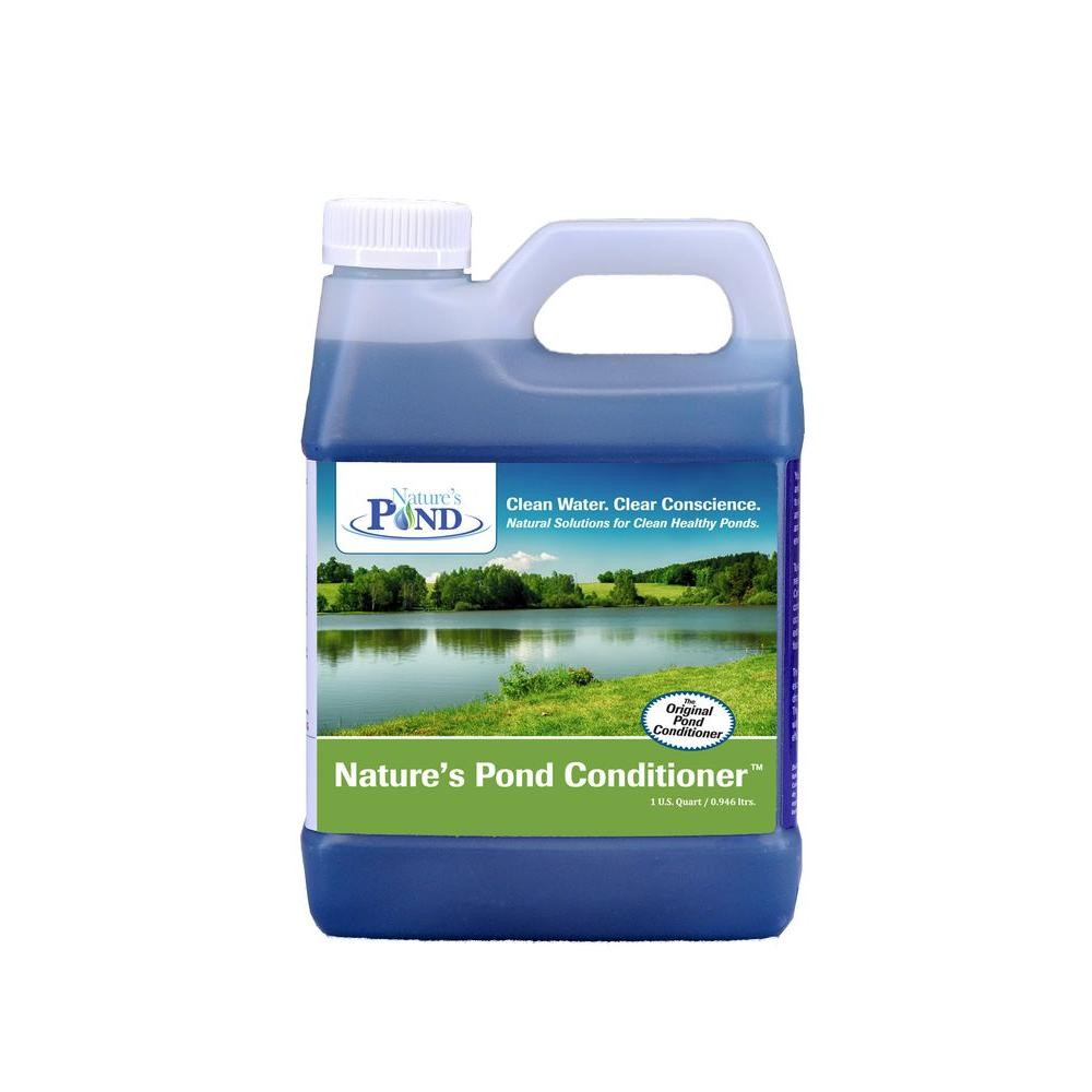 1 Qt Nature S Pond Conditioner Spring Summer