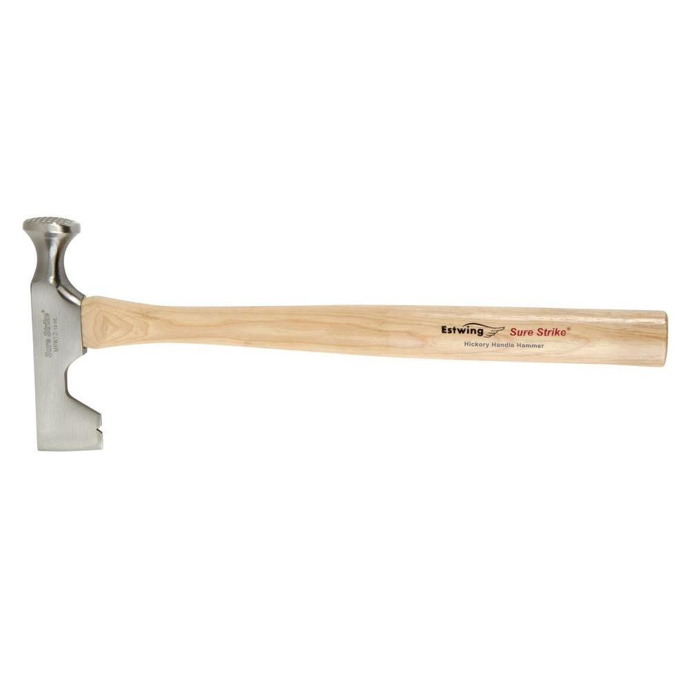 12 oz. Sure Strike Drywall Hammer with Hickory Handle