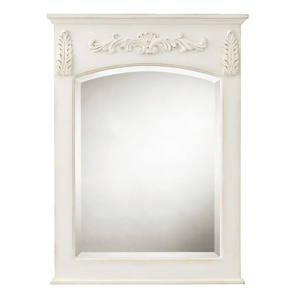 Genial Home Decorators Collection Chelsea 32 In. H X 22 In. W Wall Mirror In
