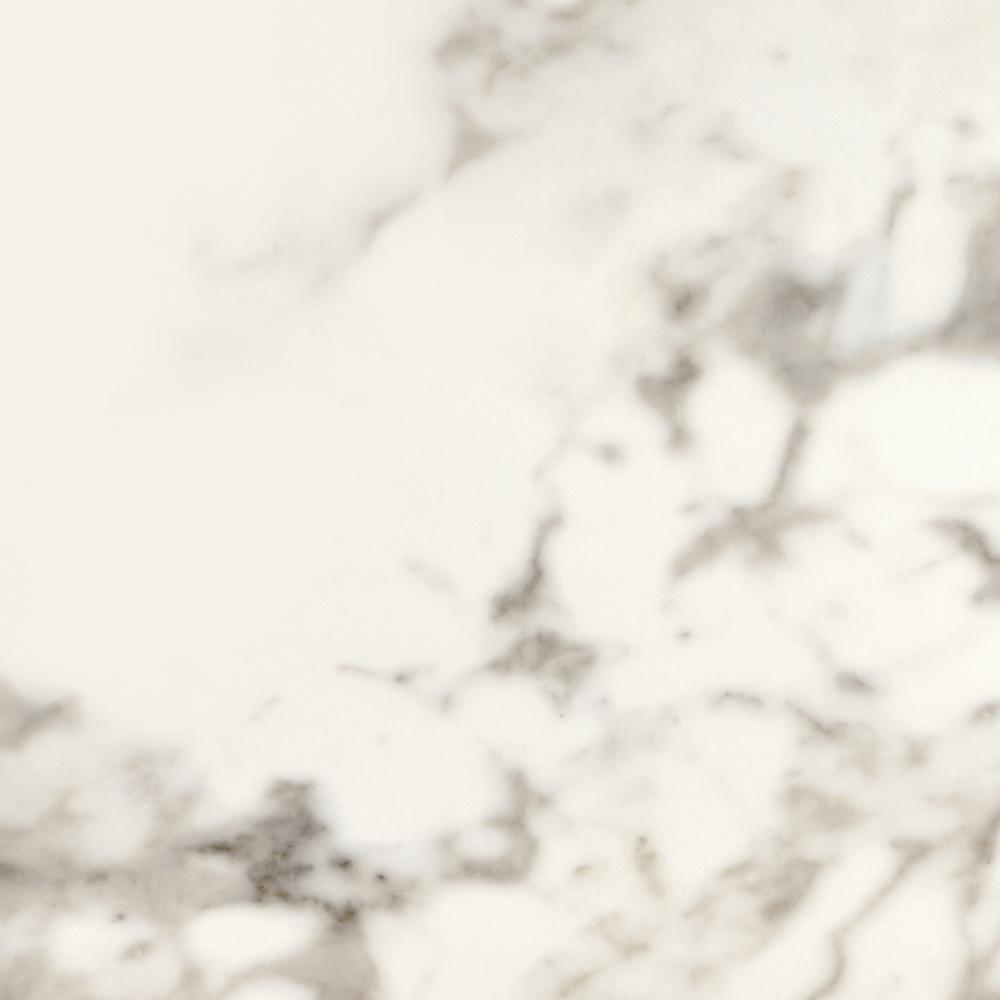 Marble View Calacatta Matte 3 in. x 24 in. Color Body