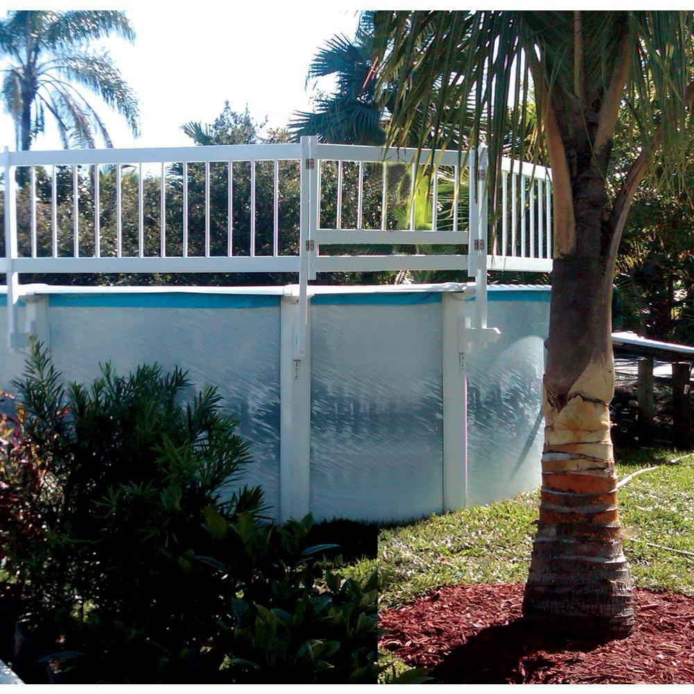 WaterWarden Above Ground pool safety Gate