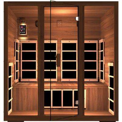 Freedom 4-Person Far Infrared Sauna