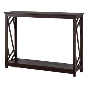 Astounding Cherry Entryway Console Table Interior Design Ideas Inesswwsoteloinfo