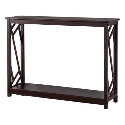 Classic Cherry Console Table Accent Tables Living