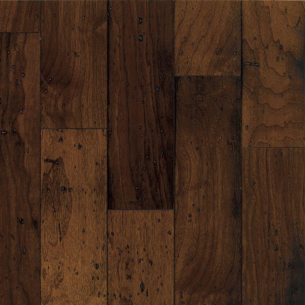 Bruce Walnut Mesa Brown 3/8 in. Thick x 5 in. Wide x Random Length Engineered Hardwood Flooring (28 sq. ft. / case)
