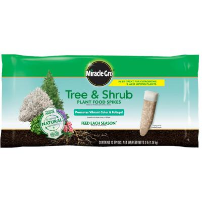3 lbs. Tree and Shrub Plant Food Spikes