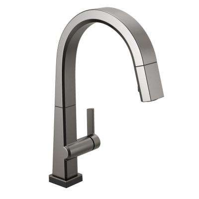 Delta Black Kitchen Faucets Kitchen The Home Depot
