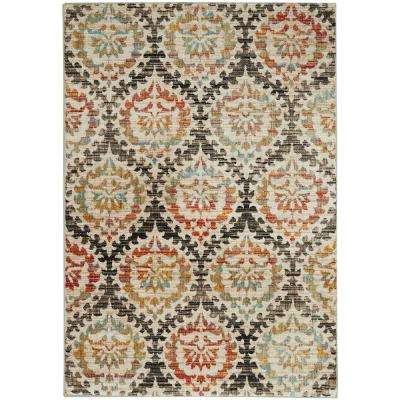 Sondra Oyster 8 ft. x 10 ft. Area Rug