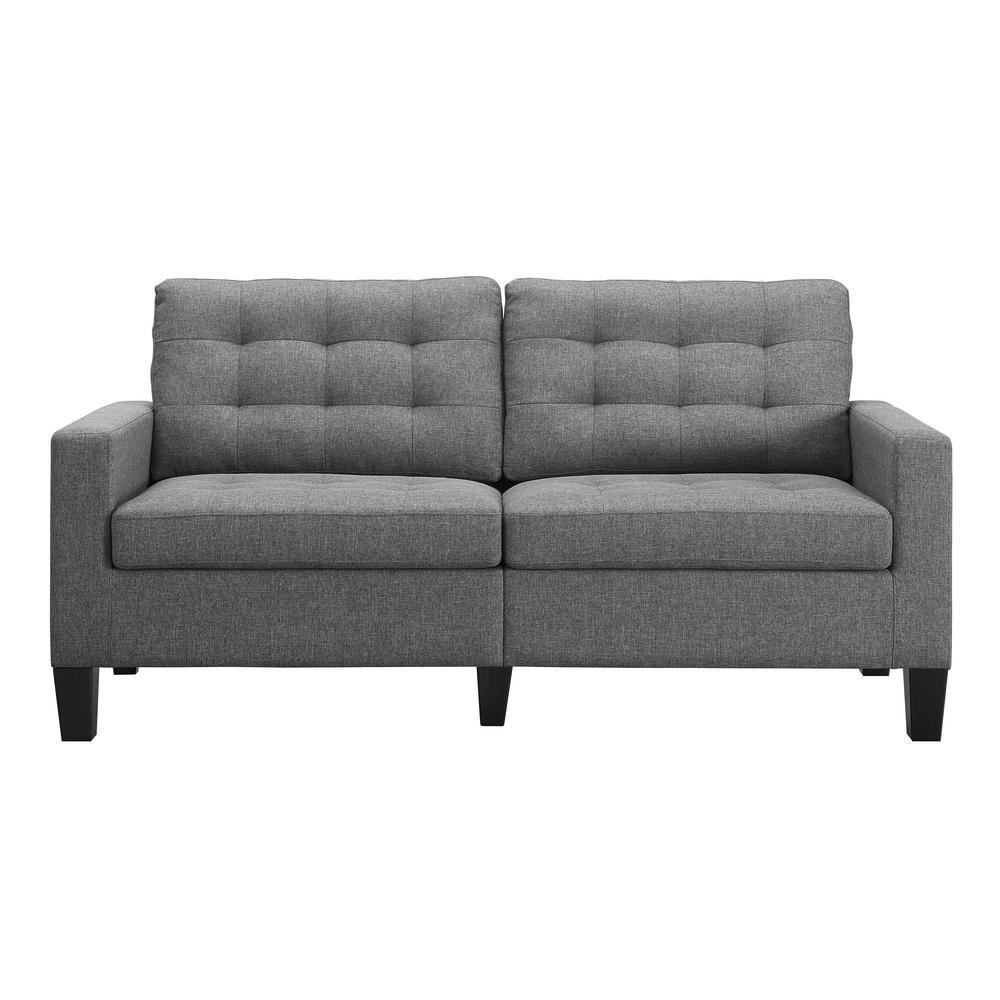 Eden Gray Sofa