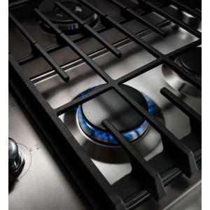 +9. KitchenAid 30 In. Gas Cooktop ...