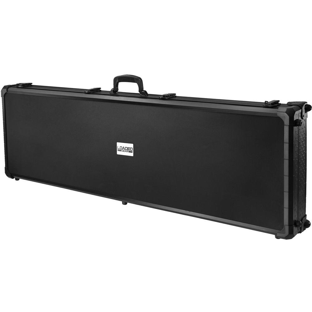 Loaded Gear 53 in. AX-200 Hard Tool Case in Black