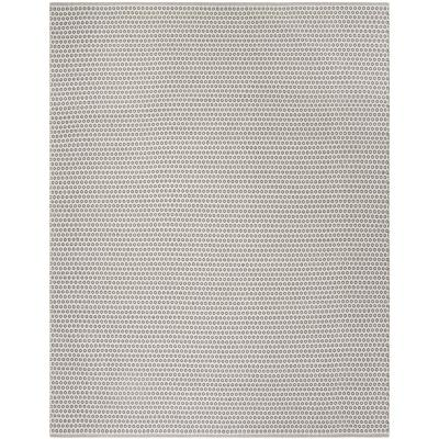 Montauk Gray/Ivory 8 ft. x 10 ft. Area Rug