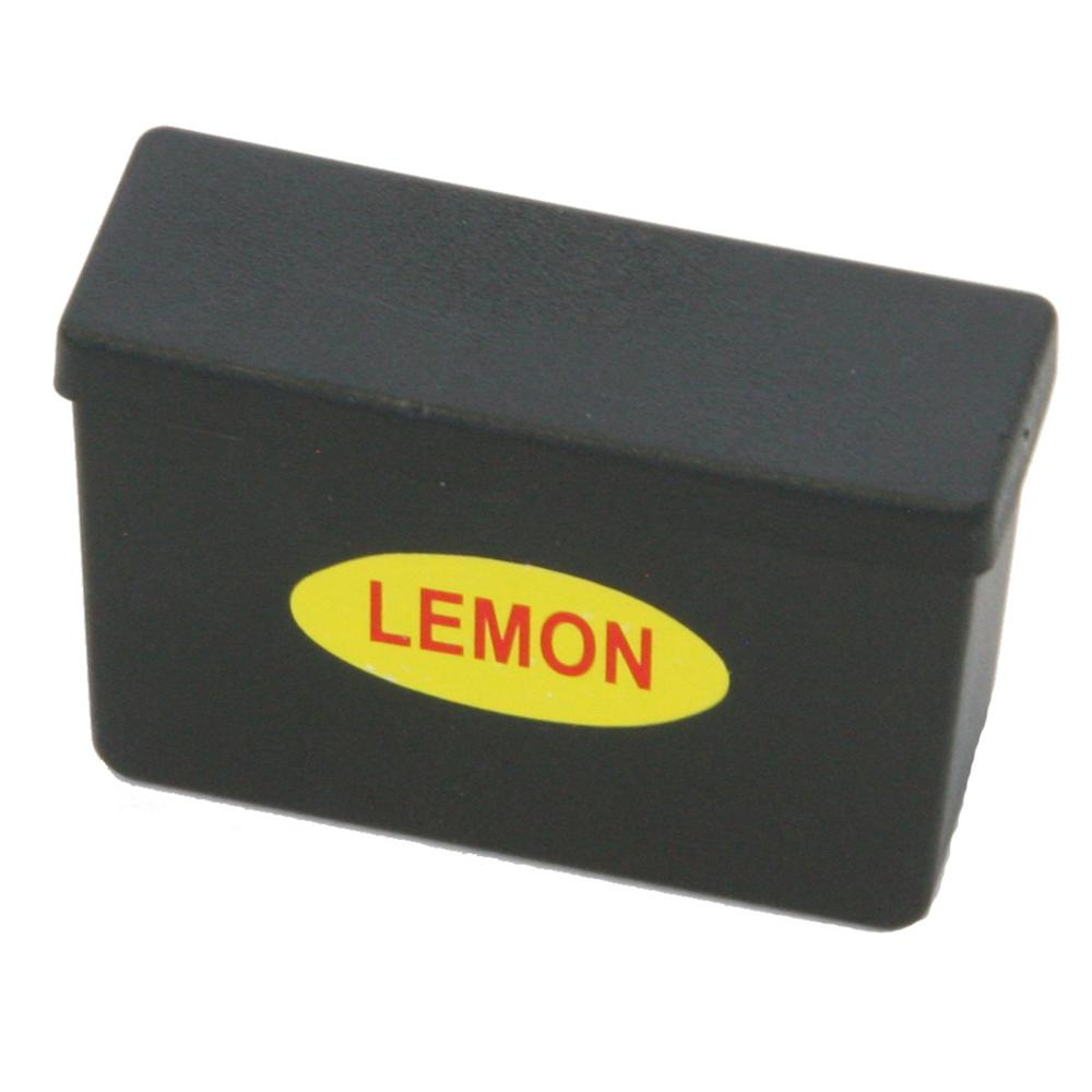 Lemon Fragrance for Multifunction Sensor Trash Can Models (Pack of 3)