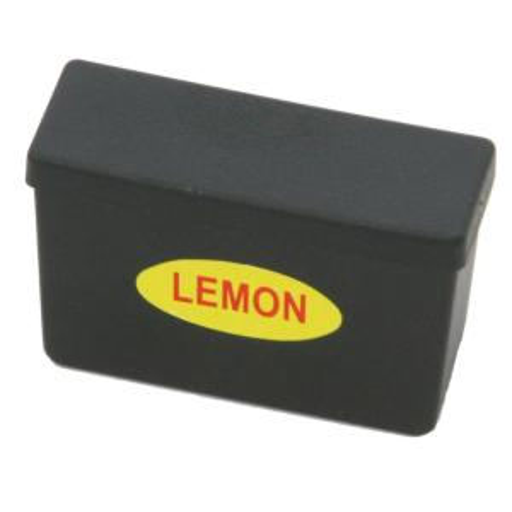 Lemon Fragrance for Multifunction Sensor Trash Can Models (Pack of 3) by