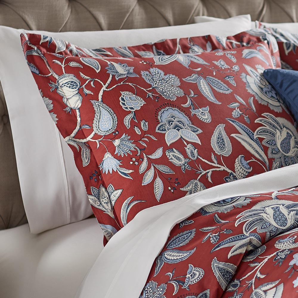 Heritage Garden Patriotic Standard Pillow Sham