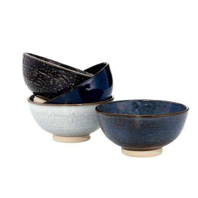 Canyon Blues Individual Bowls (Set of 4)