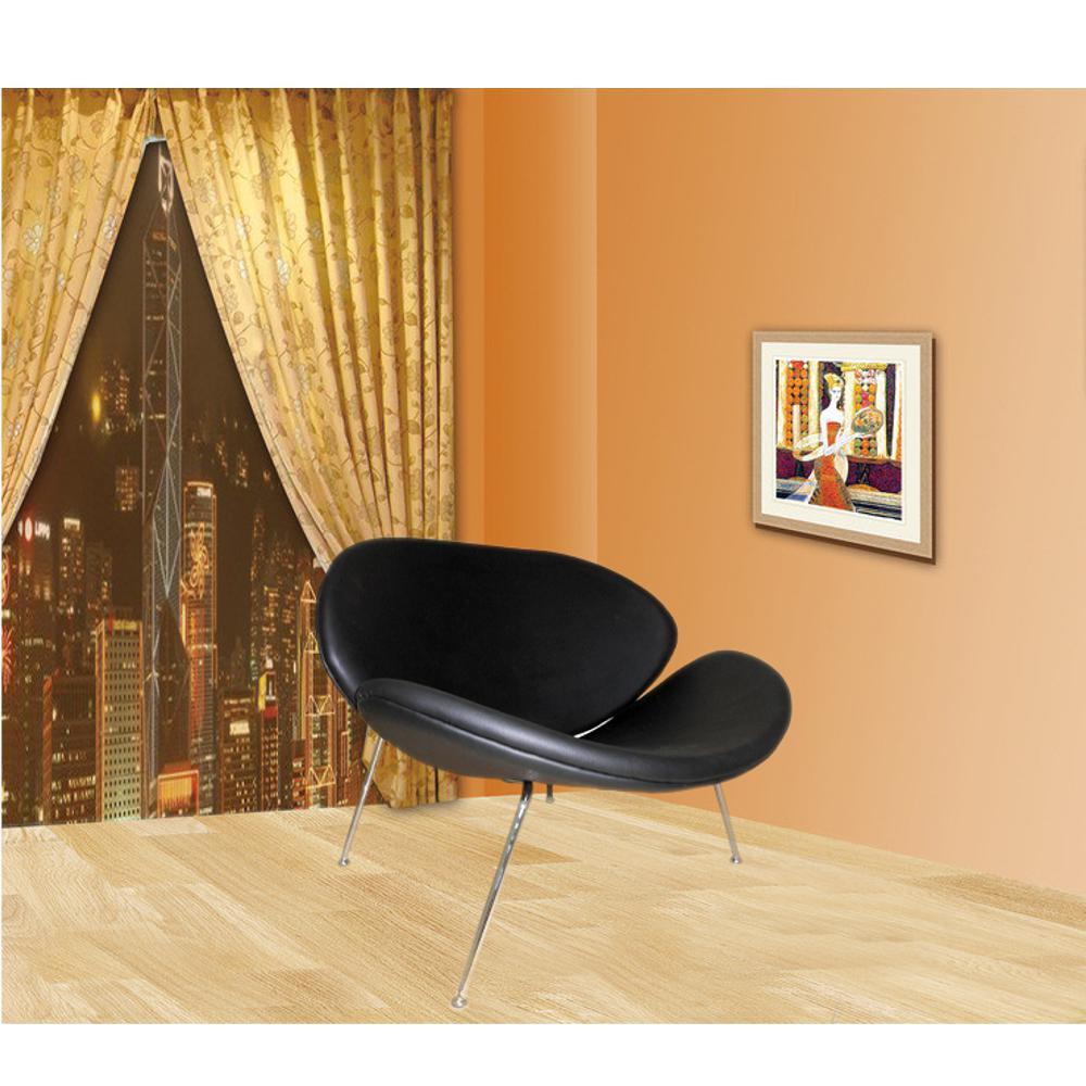 Slice Black Chair