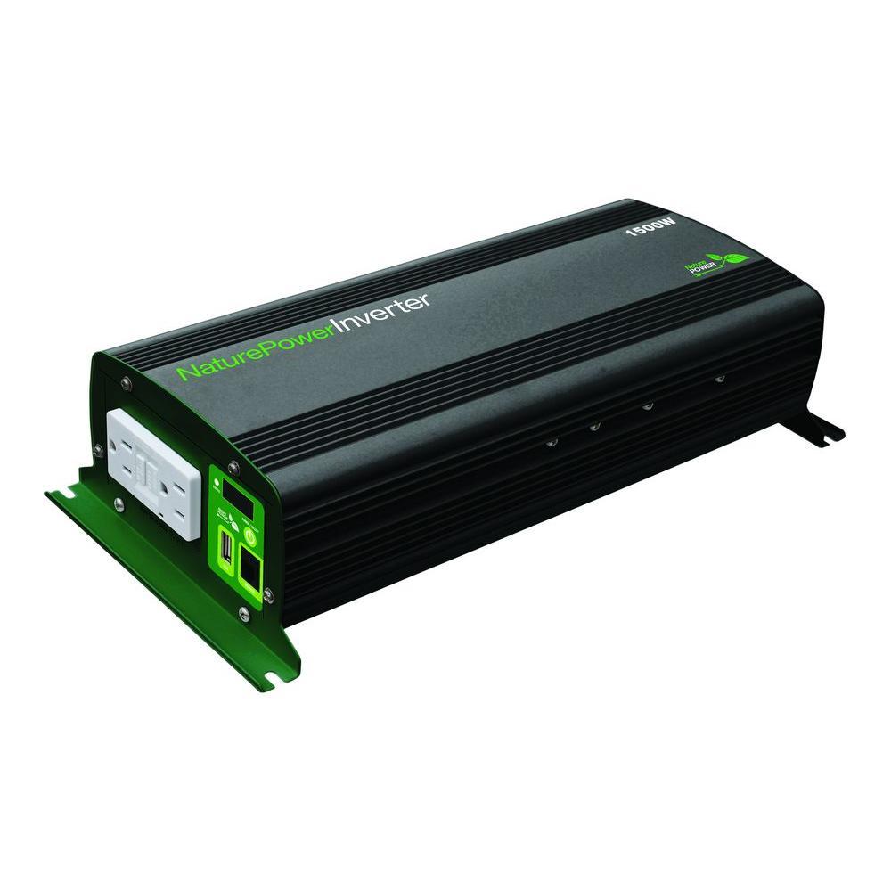 1500-Watt Modified Sine Wave Inverter