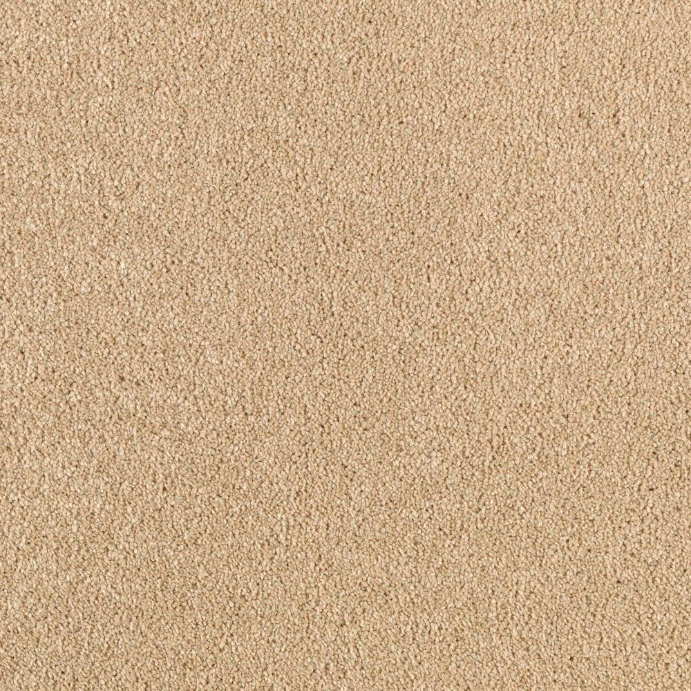 Platinum Plus Stunning - Color Vanilla Field 12 ft. Carpet