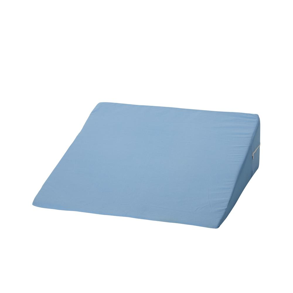 Dmi Foam Bed Wedge In Blue 802 8026 0100 The Home Depot