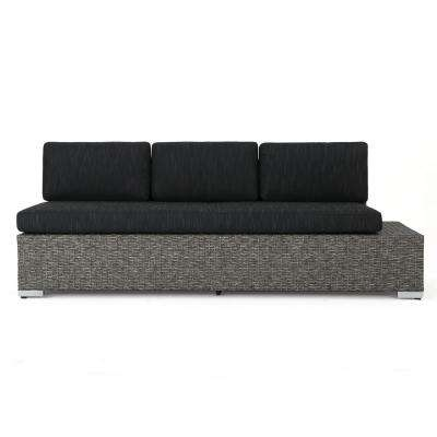 Black - Outdoor Sofas - Outdoor Lounge Furniture - The Home ...