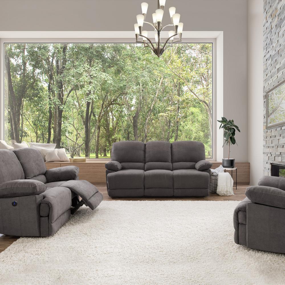 Chenille - Standard Sofa - Fabric - Sofas & Loveseats ...