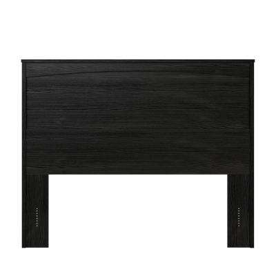 Richmond Black Full Size Headboard
