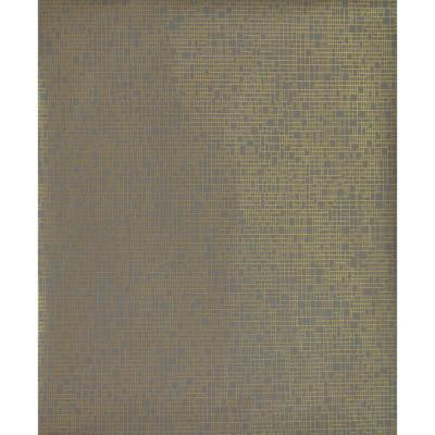 56.9 sq. ft. Taupe/Gold Interactive Wallpaper