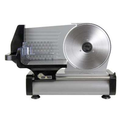 Stainless Steel Electric Slicer