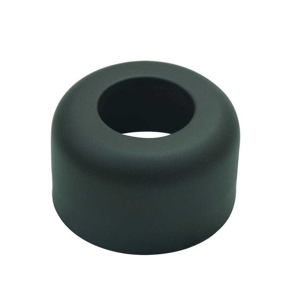 1-1/2 in. O.D. x 1-1/2 in. I.D. x 3 in. O.D. x 1-3/4 in. Height High Box Escutcheon in Oil Rubbed Bronze