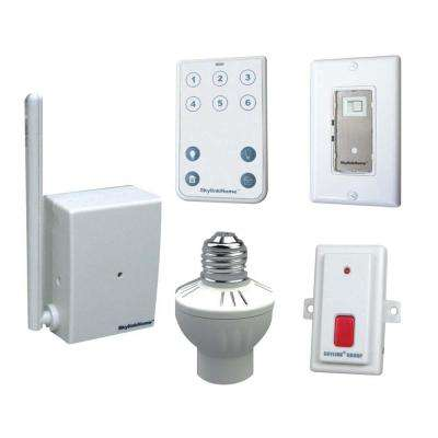 Garage Remote and Lighting/Appliance Control Kit