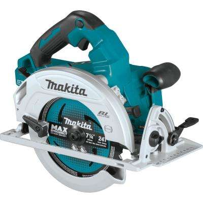 18-Volt X2 LXT Lithium-Ion (36-Volt) 7-1/4 in. Brushless Cordless Circular Saw (Tool-Only)