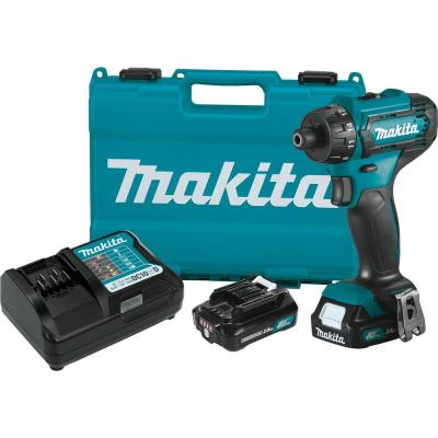 12-Volt max CXT Lithium-Ion Cordless1/4 in. Hex Screwdriver Kit, 2.0Ah