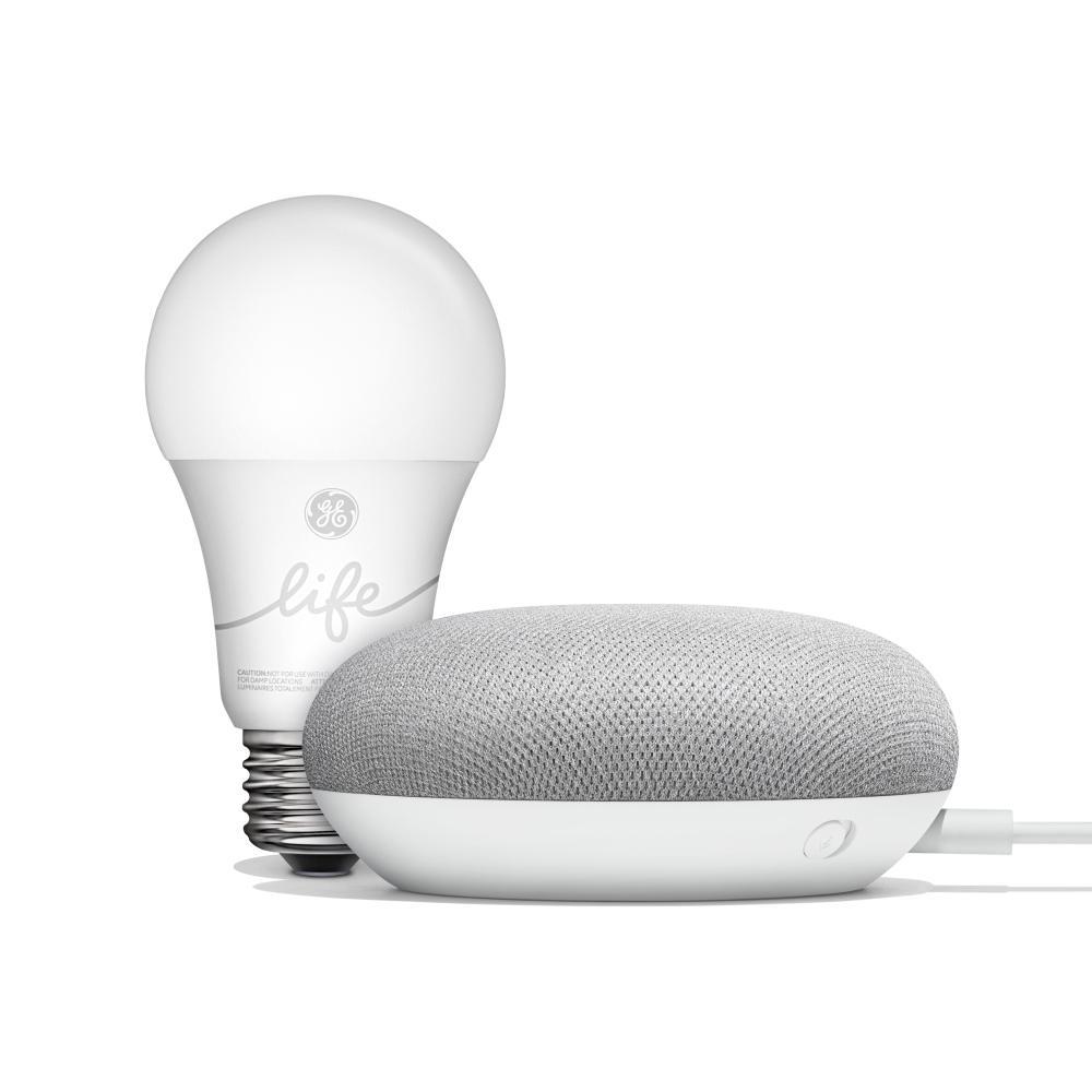 google smart light starter kit with google assistant ga00518 us the home depot. Black Bedroom Furniture Sets. Home Design Ideas