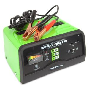 Forney 2/10/50 Amp 120-Volt Battery Charger by Forney