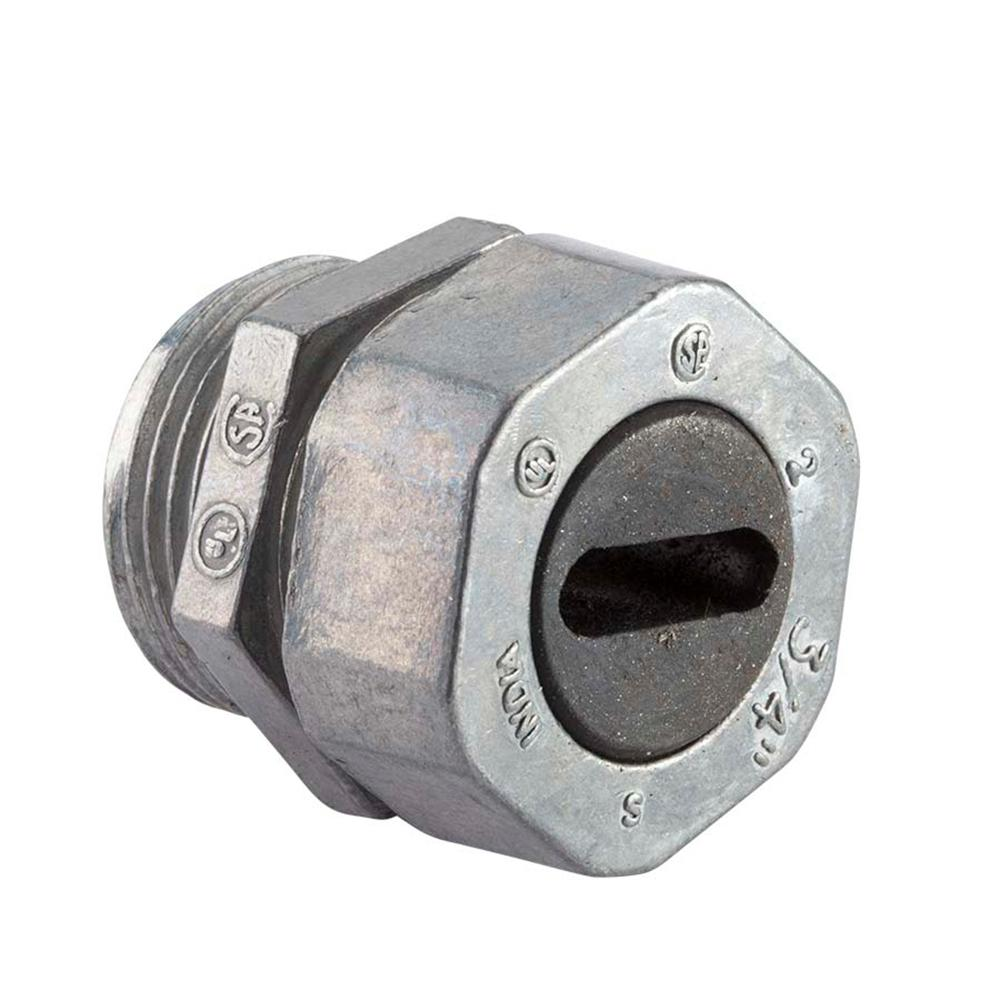 null 3/4 in. Service Entrance (SE) Water-Tight Uf Connector