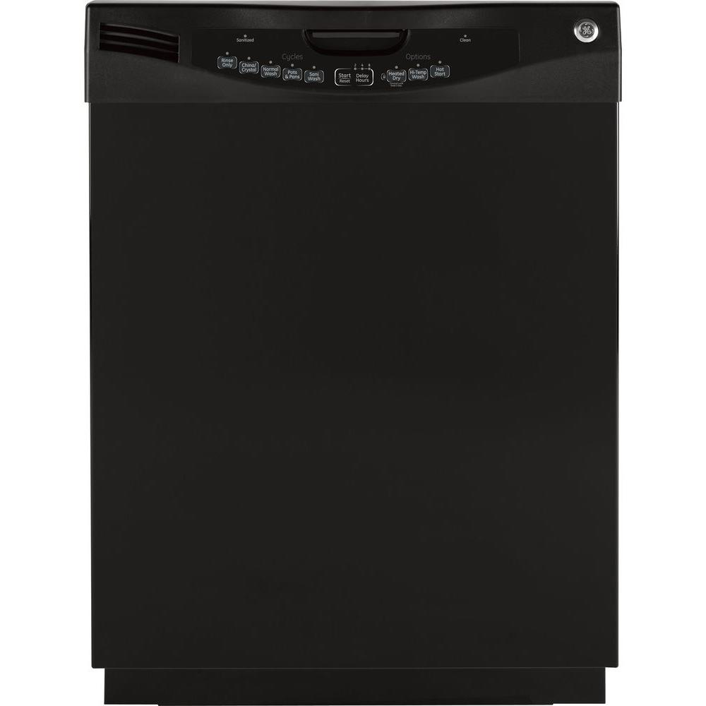 GE Built-In Tall Tub Dishwasher in Black GE appliances provide up-to-date technology and exceptional quality to simplify the way you live. With a timeless appearance, this family of Energy Star qualified appliances is ideal for your family. And coming from one of the most trusted names in appliances, you know that this entire selection of appliances is as advanced as it is practical. Color: Black.