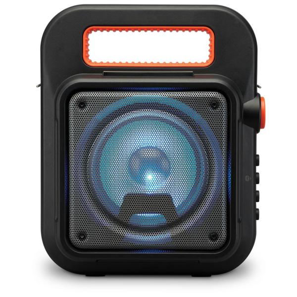 iLive Wireless Portable Bluetooth Tailgate Speaker-ISB9B - The
