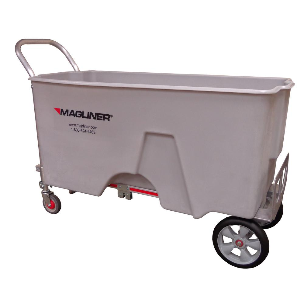 Magline Inc Inc. 300 lbs Capacity Aluminum Powered Stair Climbing Hand Truck Dolly
